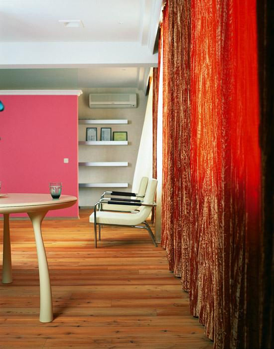 Квартира. столовая из проекта , фото №1758