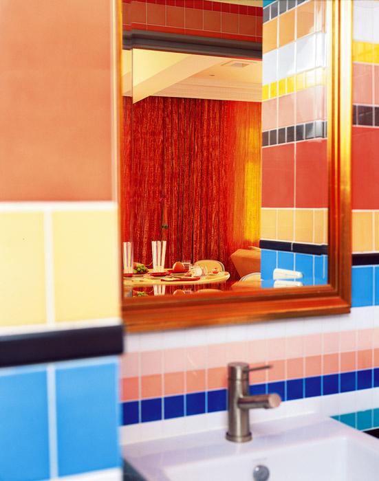 интерьер ванной - фото № 1761