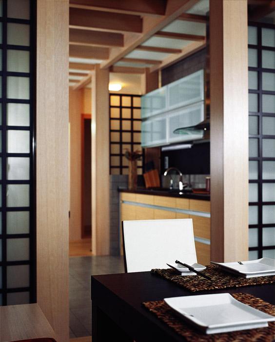 Фото № 1806 кухня  Квартира