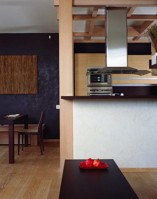 Фото № 1807 кухня  Квартира