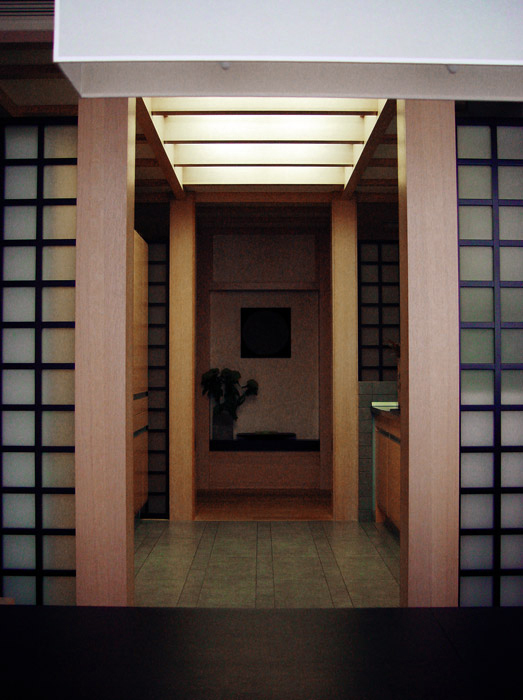 интерьер холла - фото № 1813