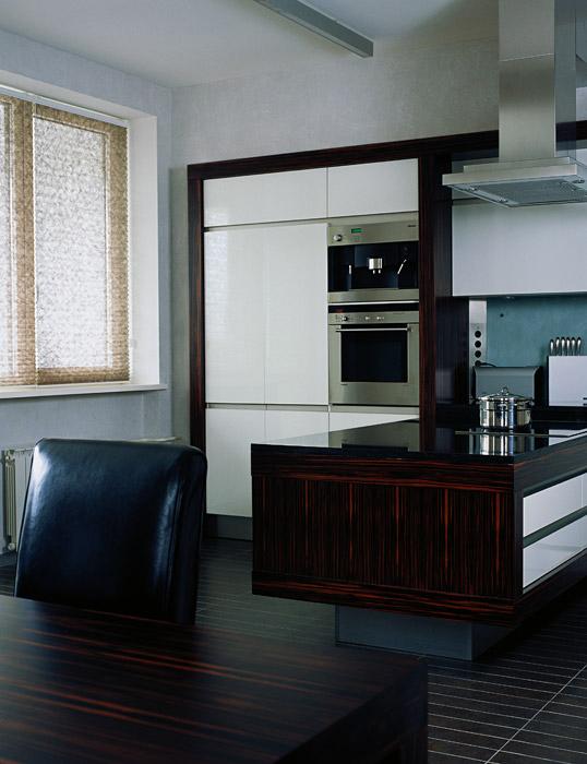 Квартира. кухня из проекта , фото №1817