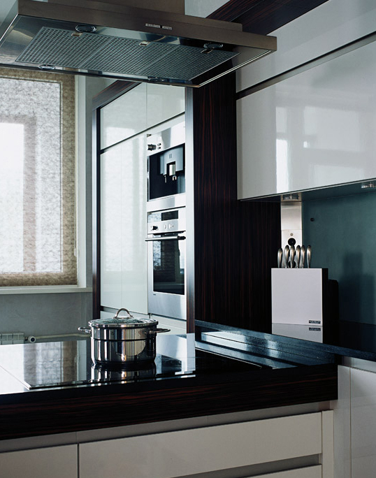 Квартира. кухня из проекта , фото №1818