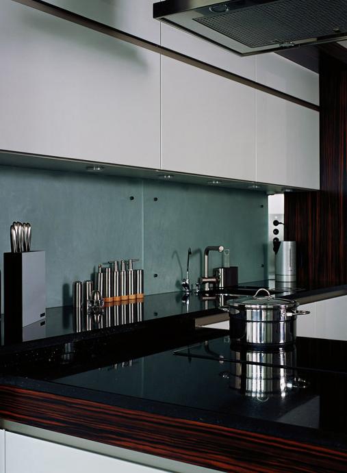Квартира. кухня из проекта , фото №1819