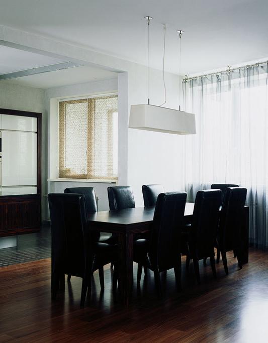 Квартира. столовая из проекта , фото №1823