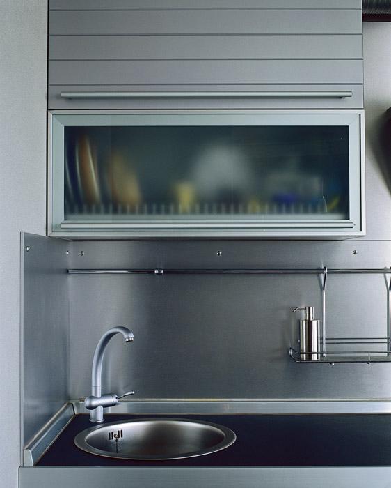 Квартира. кухня из проекта , фото №15077