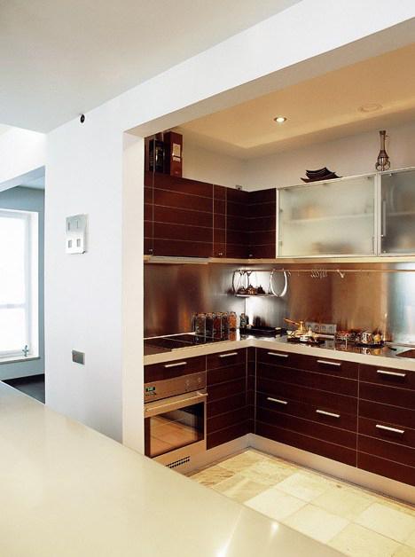 интерьер кухни - фото № 7043