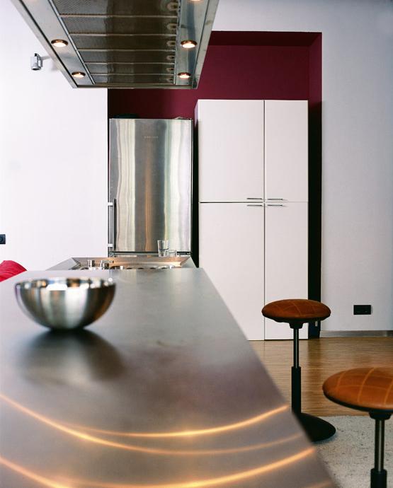 Квартира. кухня из проекта , фото №1845