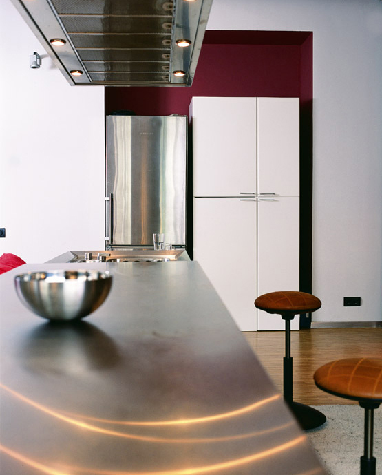 интерьер кухни - фото № 1845