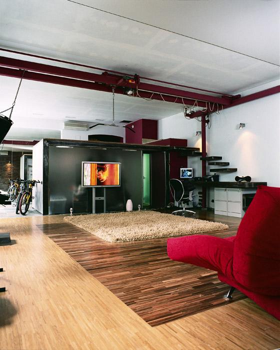 Квартира. гостиная из проекта , фото №1844