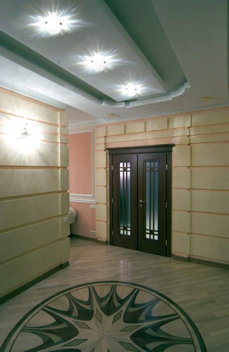 Фото № 1930 холл  Квартира