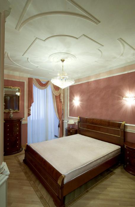 Фото № 1927 спальня  Квартира