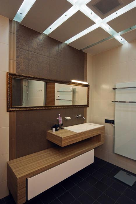 Квартира. ванная из проекта , фото №14728