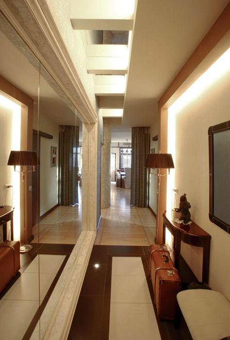 Квартира. холл из проекта , фото №1989