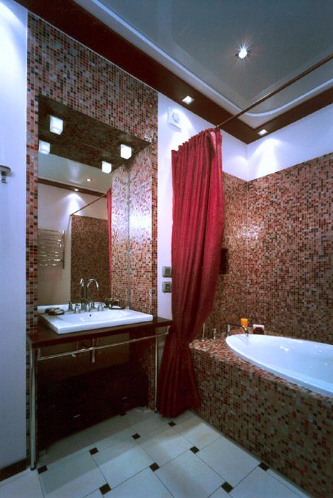 Квартира. ванная из проекта , фото №1993