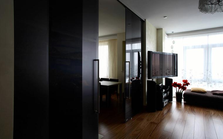 Квартира. гостиная из проекта , фото №2234