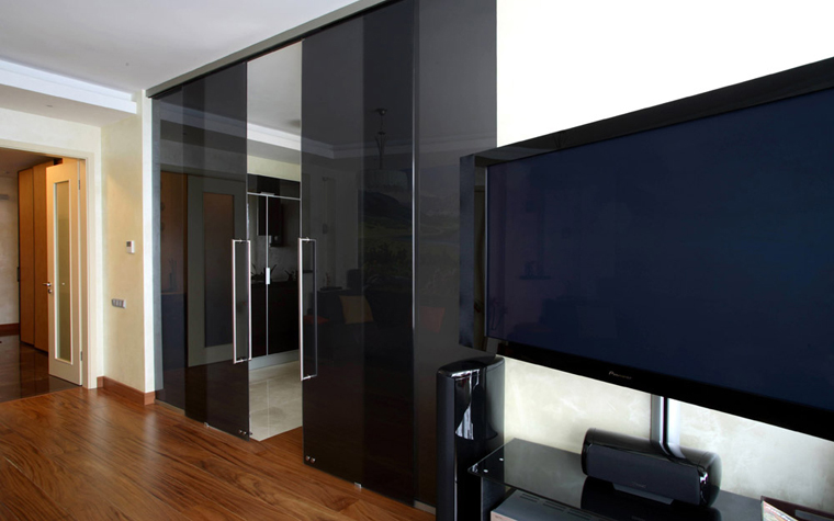 Квартира. гостиная из проекта , фото №2235