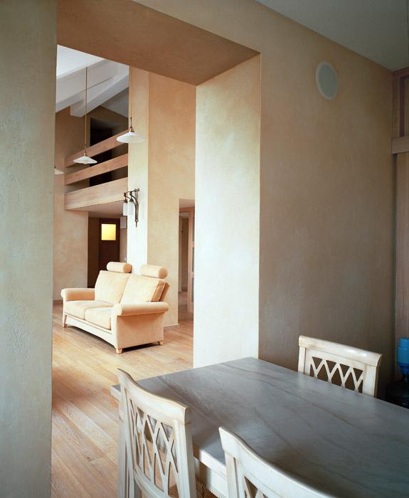 Квартира. гостиная из проекта , фото №2248