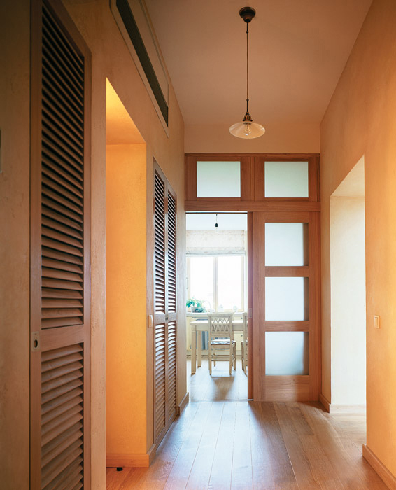 Квартира. коридор из проекта , фото №2253