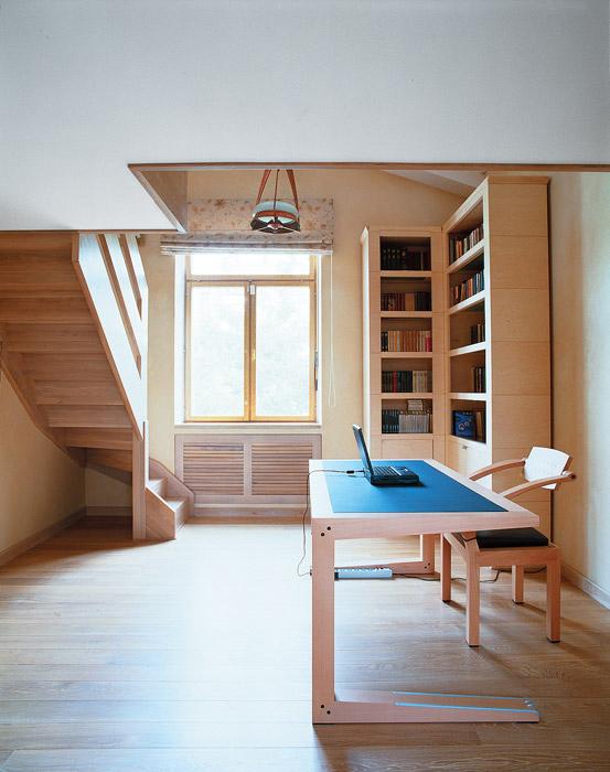 Квартира. кабинет из проекта , фото №2251