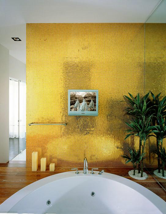 интерьер ванной - фото № 2297