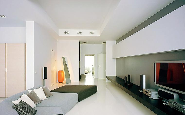 Квартира. гостиная из проекта , фото №2295