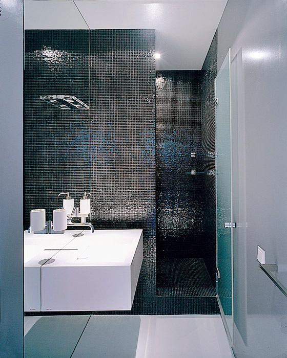 интерьер ванной - фото № 2298