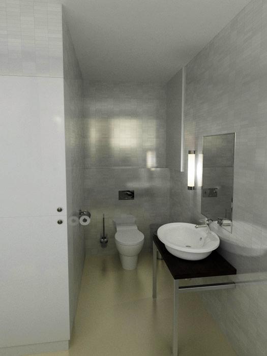 Квартира. санузел из проекта , фото №2418