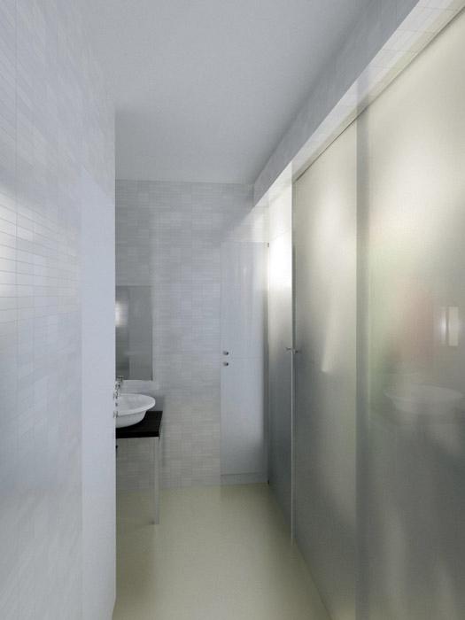 Квартира. санузел из проекта , фото №2419