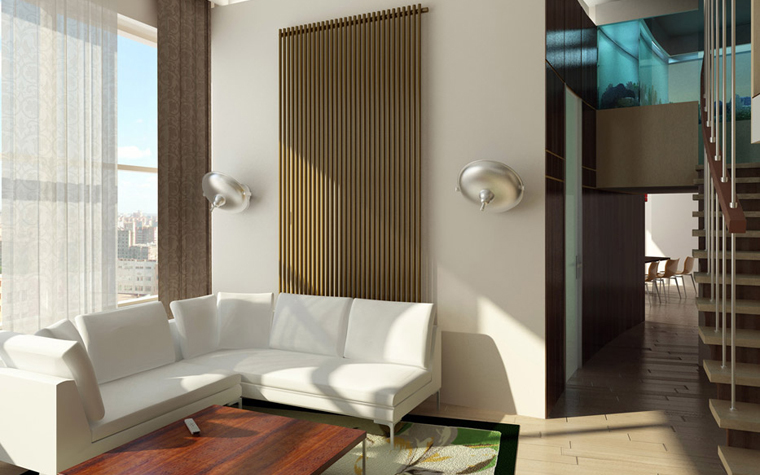 Фото № 2430 гостиная  Квартира