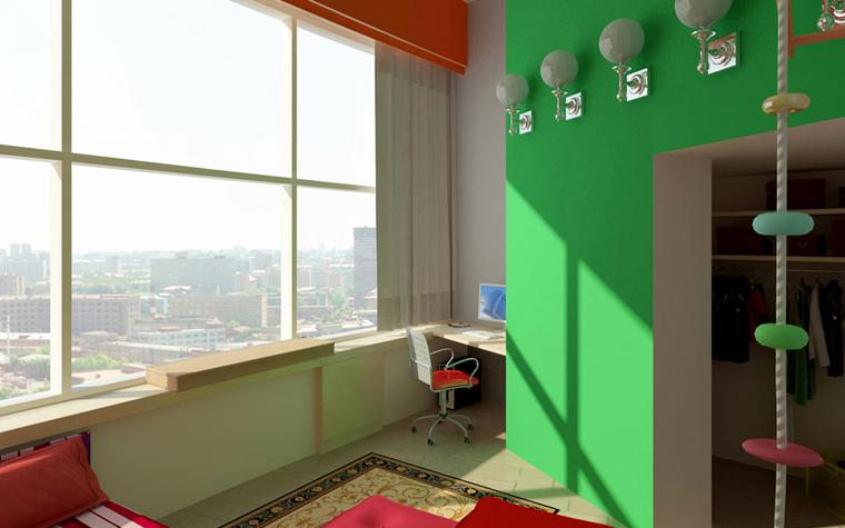 Фото № 2443 детская  Квартира