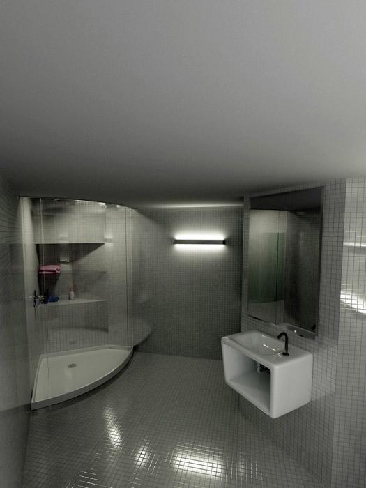 Фото № 2450 ванная  Квартира