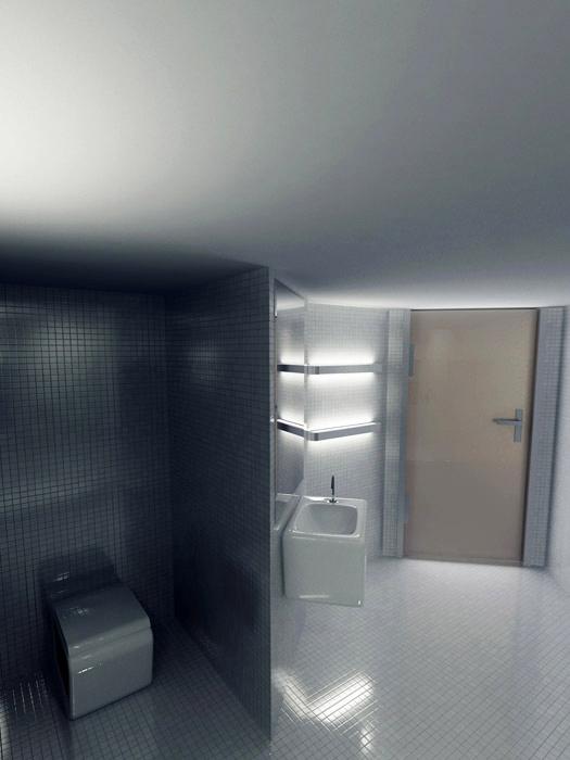 Фото № 2451 ванная  Квартира
