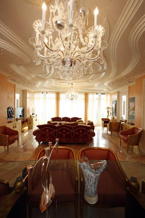 Фото № 2507 гостиная  Квартира
