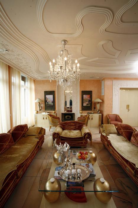 Фото № 2509 гостиная  Квартира