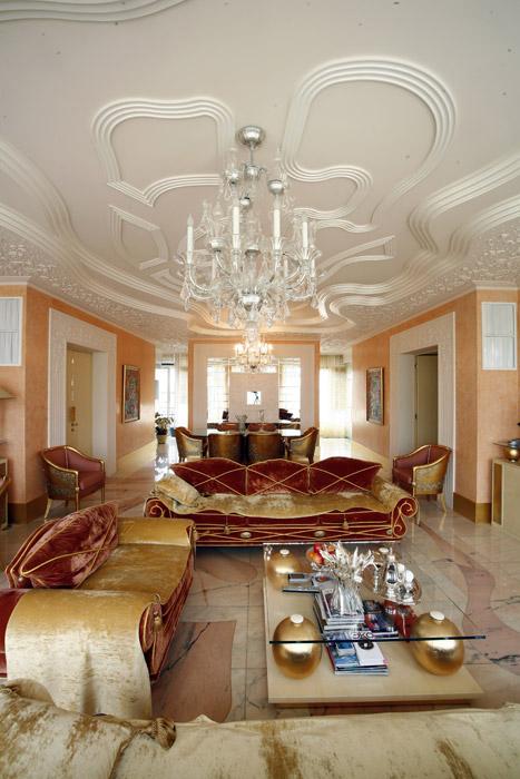 Фото № 2510 гостиная  Квартира