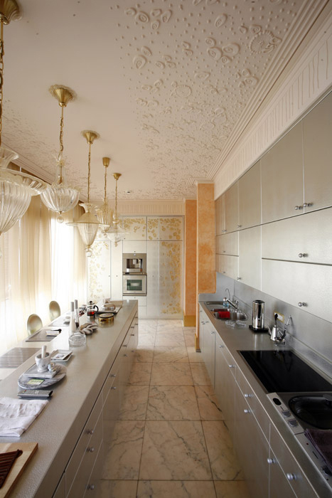 Квартира. кухня из проекта , фото №2526