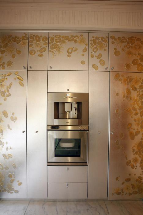 Фото № 2527 кухня  Квартира