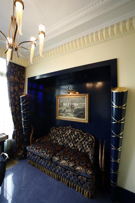 Квартира. кабинет из проекта , фото №2518
