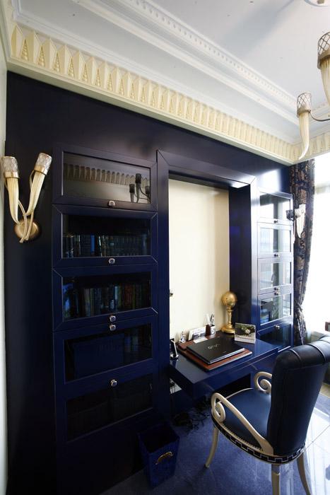 Квартира. кабинет из проекта , фото №2519
