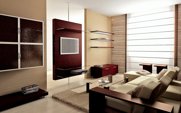 Квартира. гостиная из проекта , фото №2636