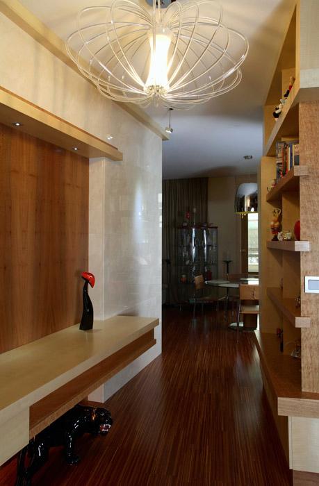 Квартира. холл из проекта , фото №2953
