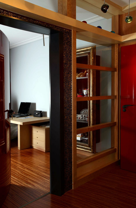 Квартира. кабинет из проекта , фото №2954