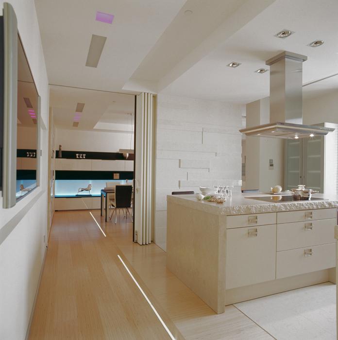 Квартира. кухня из проекта , фото №5136