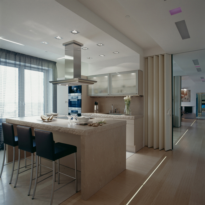 Квартира. кухня из проекта , фото №5137