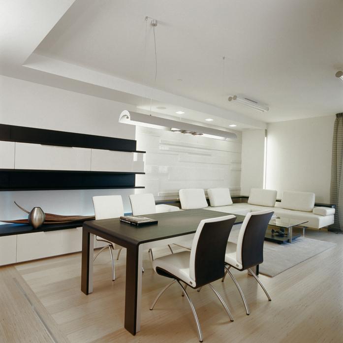 Квартира. гостиная из проекта , фото №5140