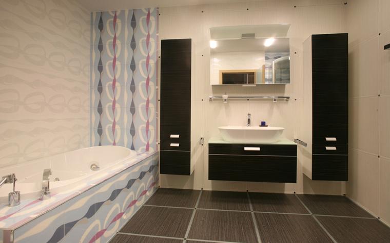 Квартира. ванная из проекта , фото №5155