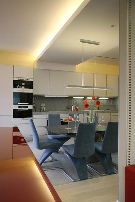Квартира. кухня из проекта , фото №5166