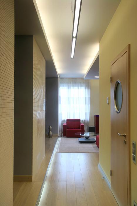 Квартира. холл из проекта , фото №5179