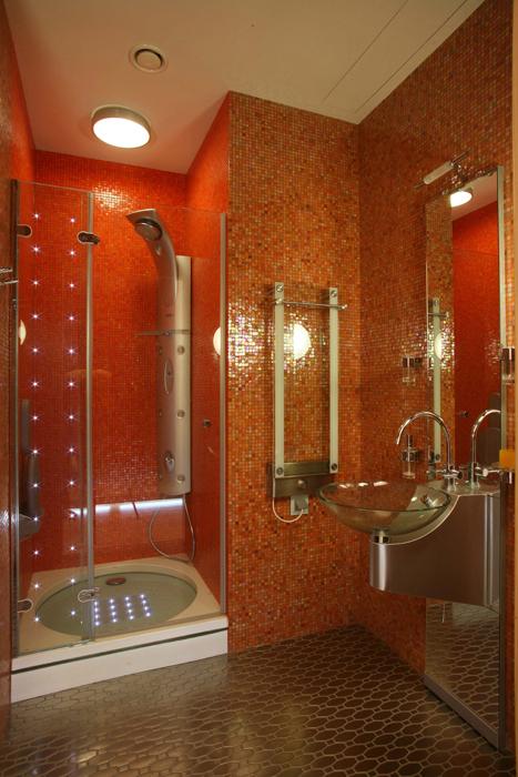 Квартира. ванная из проекта , фото №5171
